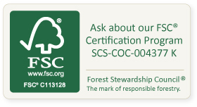 Forest Stewarship Council Logo